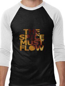 The Spice Must Flow Men's Baseball ¾ T-Shirt
