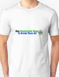 Lord of the Contractile Ring T-Shirt