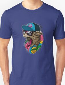 Cool And wild Cat T-Shirt