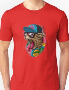 Cool And wild Cat Unisex T-Shirt