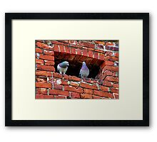 Our Home Framed Print