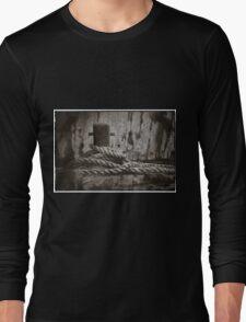 Equipment #07 ...Whale World Long Sleeve T-Shirt