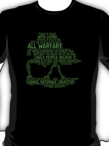 Call of Duty Typography T-Shirt
