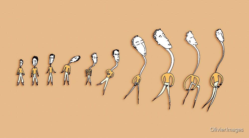 Dance Evolution by Olivier Sohn