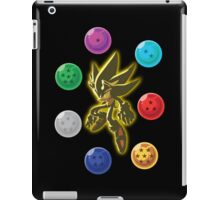 Super Saiyan Sonic iPad Case/Skin