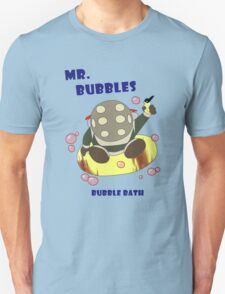 Mr. Bubbles Bubble Bath T-Shirt