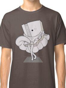 Feeling the wind Classic T-Shirt