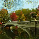 Bow Bridge and San Remo by Randy  Le'Moine