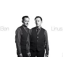 Ben Linus Black and White by destinyisa