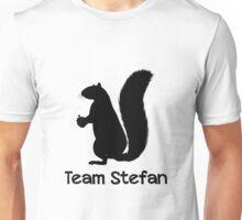 Team Stefan: Squirrel  Unisex T-Shirt