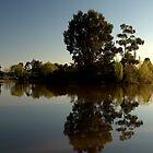 mirror lake by fazza