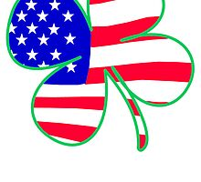 Irish American Shamrock by kwg2200