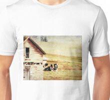 Cattle in the field Unisex T-Shirt