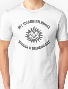 Supernatural Castiel Guardian Angel T-Shirt