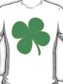 Green Shamrock T-Shirt