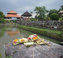 Royal Water Temple Pura Taman Ayun by Julie Foreman