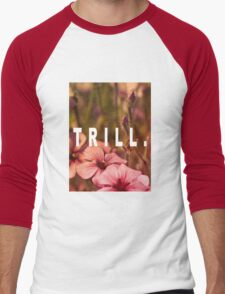 TRILL Men's Baseball ¾ T-Shirt
