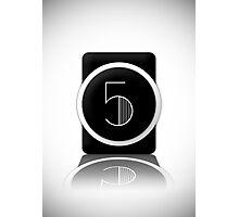 Five Photographic Print