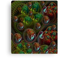Magical World of Nightingales Canvas Print
