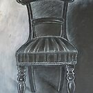 Cox's chair (study 3) by Thea T
