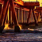 California Sunset by DDMITR