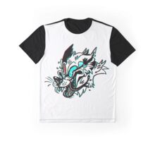 LOUDER (WHITE) Graphic T-Shirt