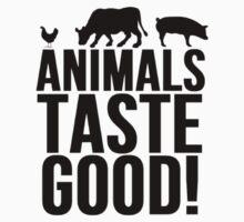 Animals Taste Good by mralan