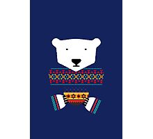 Polar Bear Photographic Print