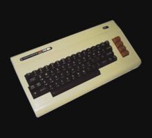 Commodore Vic-20 by pocketsoup