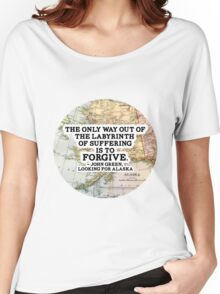 The Labyrinth of Suffering Women's Relaxed Fit T-Shirt
