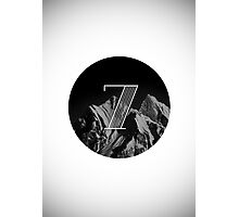 Seven Photographic Print