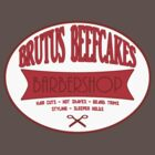 WWF Legends - Brutus Beefcakes Barbershop by davewear