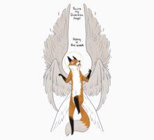 You're my guardian angel  by KaijuCuties