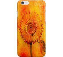 Orange dream iPhone Case/Skin