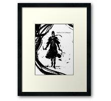 Lord's Blade Ciaran Framed Print