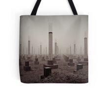 cemetery of the 21st century Tote Bag