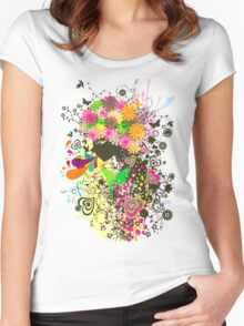 Vivace Women's Fitted Scoop T-Shirt