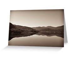 wilsons promontory landscape 14 Greeting Card