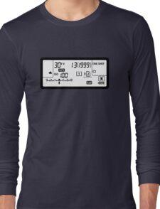 I shoot landscape Long Sleeve T-Shirt