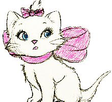 Bow Cat by charlo19