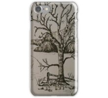 Sacred Place of Innocence - Cabin in the Woods iPhone Case/Skin