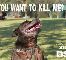 Stop BSL by Staffaholic