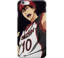 Kagami: Kuroko no basket iPhone Case/Skin