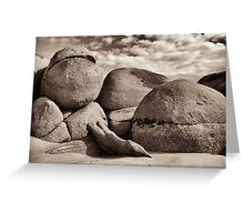 wilsons promontory landscape 16 Greeting Card