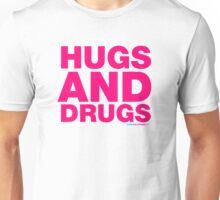 Hugs And Drugs Unisex T-Shirt