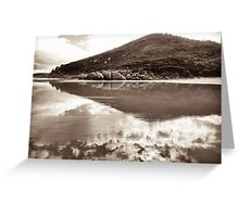 wilsons promontory landscape 17 Greeting Card