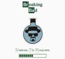 Breaking Bad - Cooking in Progress by Dimebag16