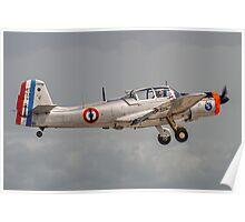 Morane-Saulnier MS.733 Alcyon No 143 G-MSAL Poster