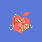 Snow White Symbol & Signature by kferreryo