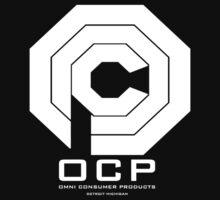 RoboCop- OCP by MetroKab